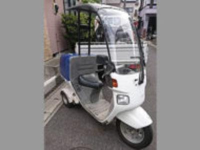 松戸市二ツ木で原付バイクのジャイロキャノピーを無料で引き取り処分と廃車