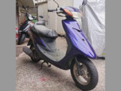 横浜市港北区大豆戸町の原付バイク ヤマハ JOGを無料で引き取り処分