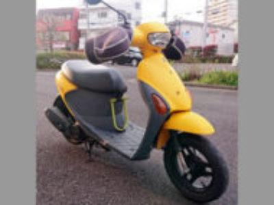 富士見市鶴瀬西2丁目で原付バイクのレッツ4を無料で引き取りと廃車