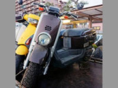 狭山市北入曽の原付バイク VOX デラックスを無料引き取りと処分