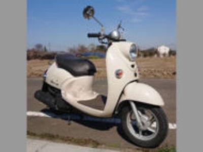 太田市新田村田町で原付バイクのビーノ FIを無料で引き取りと処分