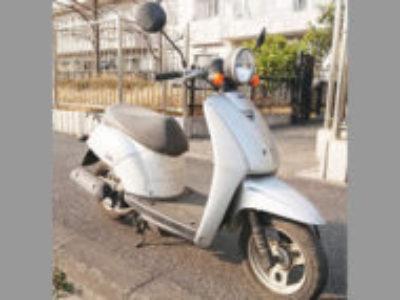 横浜市神奈川区千若町の原付バイク ホンダ トゥディを無料で引き取り