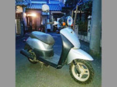 狭山市北入曽で原付バイクのトゥデイFI を無料で引き取り