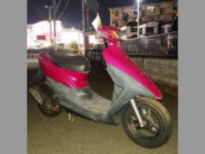 所沢市中新井2丁目で原付バイクのライブDioを無料で引き取り