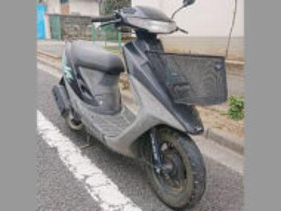 板橋区赤塚2丁目で原付バイクのスーパーDio SRを無料で引き取り