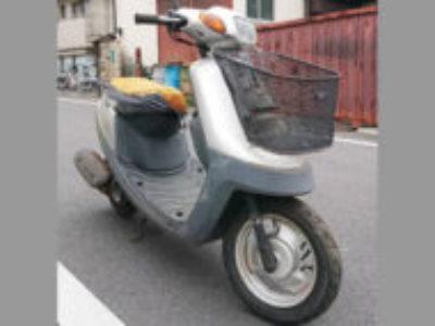 練馬区早宮3丁目で原付バイクのJOGアプリオを無料で引き取りと廃車
