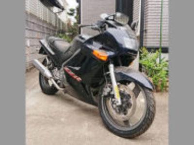 武蔵野市吉祥寺北町1丁目の250ccバイク ZZR250を無料引き取りと廃車