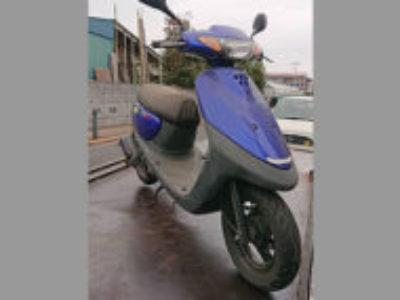 西東京市南町3丁目で原付バイクのヤマハ JOG Z-IIを無料引き取り処分
