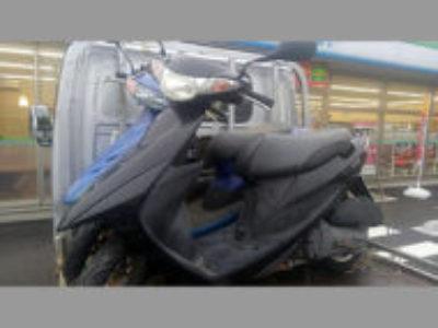 相模原市南区若松3丁目で原付バイクのアドレスV50を無料引き取りと処分