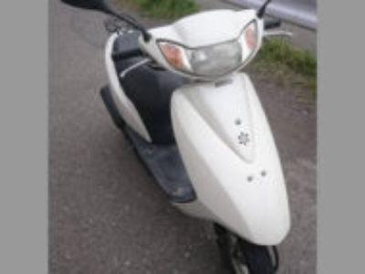 川口市川口1丁目で原付バイクのDio FIを無料で引き取りと廃車
