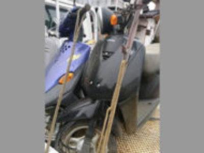 石岡市若宮2丁目で原付バイクのBJとトゥデイを無料で引き取り