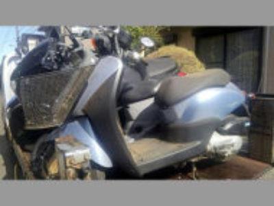 船橋市みやぎ台1丁目の原付バイク トゥデイFIを無料で引き取りと廃車