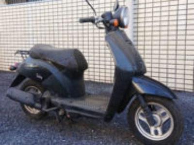 杉並区善福寺1丁目で原付バイクのホンダ トゥデイを無料で引き取りと処分
