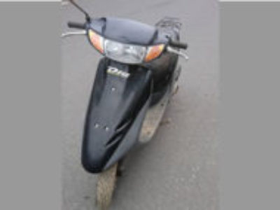 ひたちなか市湊泉町で原付バイクのライブDioを無料引き取り処分