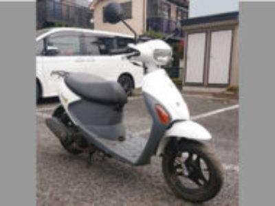 清瀬市中里3丁目の原付バイク レッツ4を無料で引き取り処分と廃車
