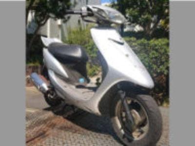 横浜市青葉区あざみ野3丁目の原付バイク JOG ZRを無料引き取り処分