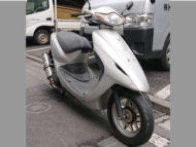 横浜市南区新川町1丁目の原付バイク スマートDioを無料引き取り処分