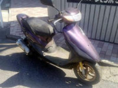 我孫子市白山1丁目で原付バイクのライブDio ZXを無料で引き取りと処分