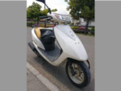 さいたま市岩槻区南辻の原付バイクのDio FIを無料引き取りと処分