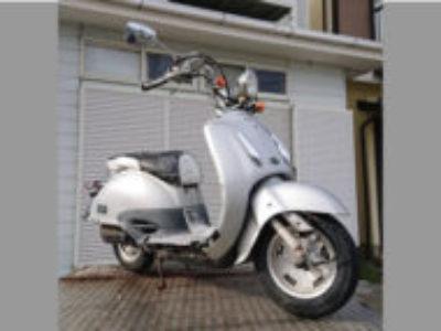 足柄上郡開成町宮台で原付バイクのジョーカー90を無料引き取り処分