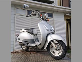 神奈川県足柄上郡開成町宮台で無料で廃車と処分をした原付バイクのジョーカー90