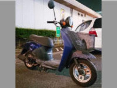坂戸市石井で原付バイクの初代トゥデイを無料で引き取りと廃車