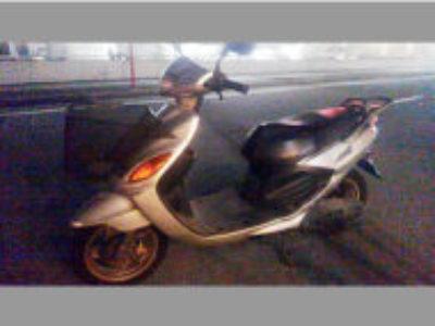 千葉市中央区宮崎町の原付バイク グランドアクシス100の処分と廃車が無料