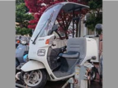 横浜市金沢区長浜2丁目で原付バイク ジャイロキャノピーの処分や廃車が無料