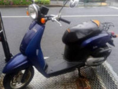 佐倉市大蛇町の原付バイク 初代トゥデイの引き取り処分が無料