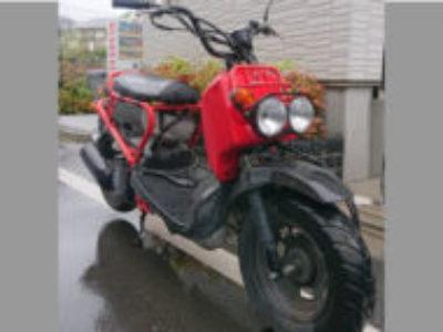 八王子市堀之内3丁目で原付バイクのズーマーを無料引き取り処分と廃車