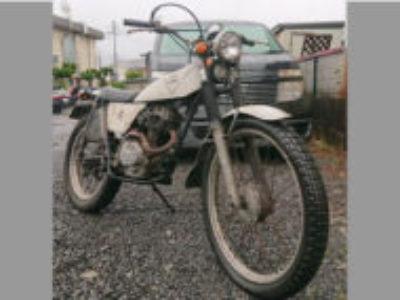 羽村市羽東1丁目で原付バイクのバイアルスTL125を無料引き取り処分
