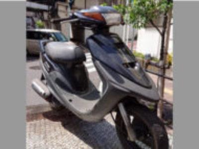 荒川区南千住8丁目で原付バイクのスーパーJOG ZRを無料引き取り処分と廃車