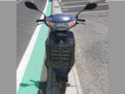 川口市東本郷で原付バイクのホンダ ライブDio Sを無料で引き取り処分