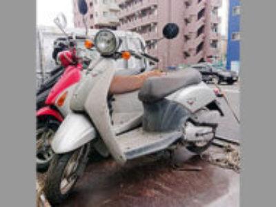 品川区中延4丁目で原付バイクのホンダ トゥデイを無料で引き取りと処分