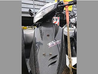 東村山市萩山町1丁目で無料で引き取りと廃車をしたホンダ スーパーDio ピュアブラック/メルトグレー