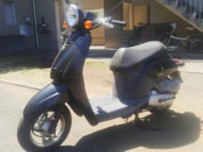 つくば市二の宮1丁目の原付バイク ホンダ トゥデイを無料で引き取りと処分