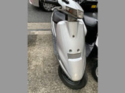北九州市八幡西区で原付バイクのスズキ アドレスV100を無料で引き取り処分
