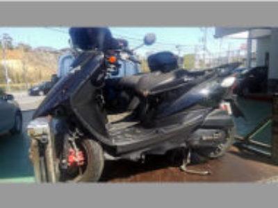 取手市戸頭2丁目で原付バイク JOG ZRを無料で引き取りと処分