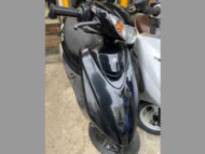 久留米市大手町で原付バイクのヤマハ JOG ZRを無料で引き取り処分