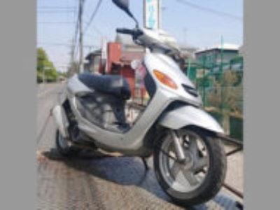 羽村市富士見平1丁目で原付バイクのグランドアクシス100を無料で引き取りと処分