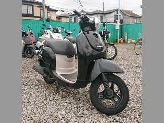 千葉市中央区末広3丁目で無料で廃車と処分をした原付バイクのホンダ ジョルノFI