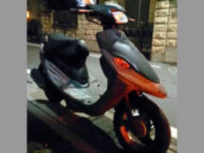 さいたま市中央区本町東7丁目で原付バイクのヤマハ BJ ブラック2を無料引き取り処分