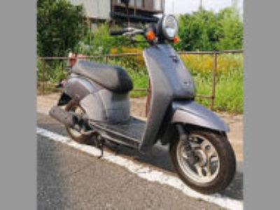 戸田市笹目1丁目で原付バイクのホンダ トゥデイ グレーを無料引き取りと処分