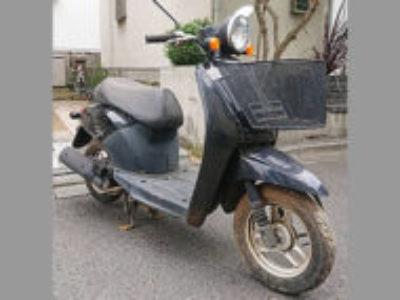 戸田市氷川町2丁目で原付バイクのホンダ トゥデイ 前カゴ付きを無料処分と廃車