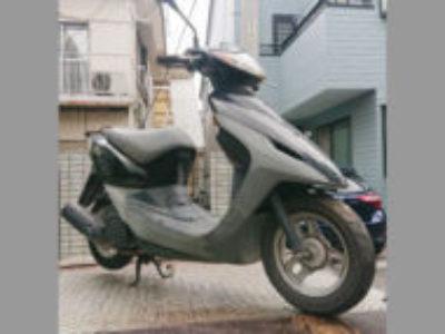 西東京市下保谷5丁目で原付バイクのホンダ スマートDio ブラックを無料で引き取り処分