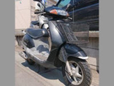 土浦市真鍋新町で原付バイクのホンダ リード100を無料で引き取り処分と廃車