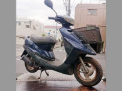 江東区亀戸9丁目で原付バイクのヤマハ アクシス50を無料引き取り処分と廃車