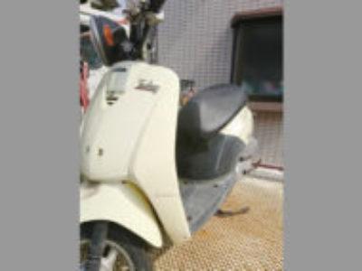 品川区南大井5丁目で原付バイクのホンダ トゥデイ イエローを無料で引き取り処分