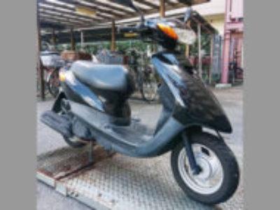 足立区中川3丁目で原付バイクのヤマハ JOG FI ブラックを無料で引き取り処分