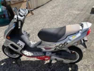 世田谷区で原付バイクのプジョー スピードファイト2 50を無料引き取り処分と廃車